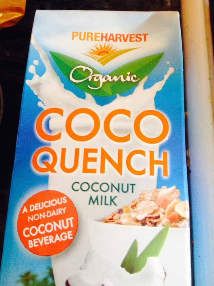 Coco quench coconut milk