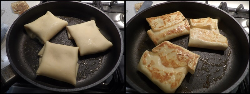 cooking,folded,crepes
