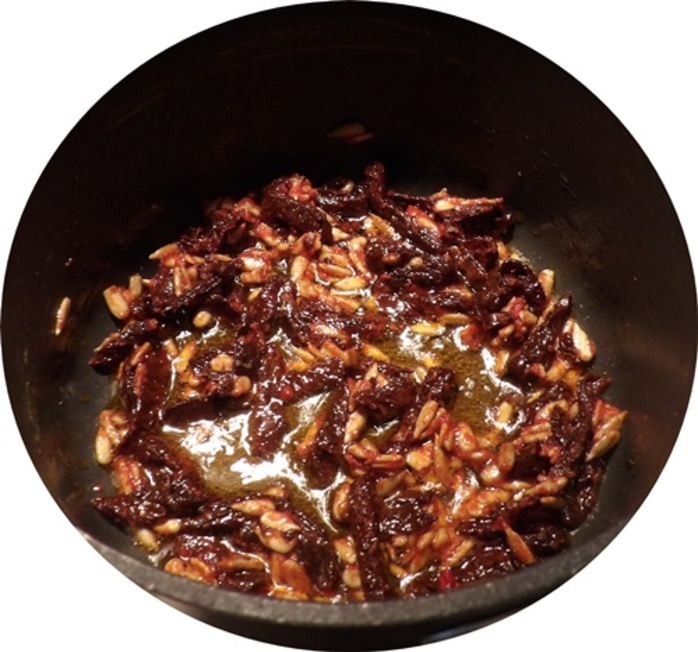 cooking,sundried,tomatoes
