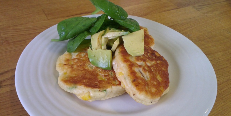 corn fritters  - Corn Fritters
