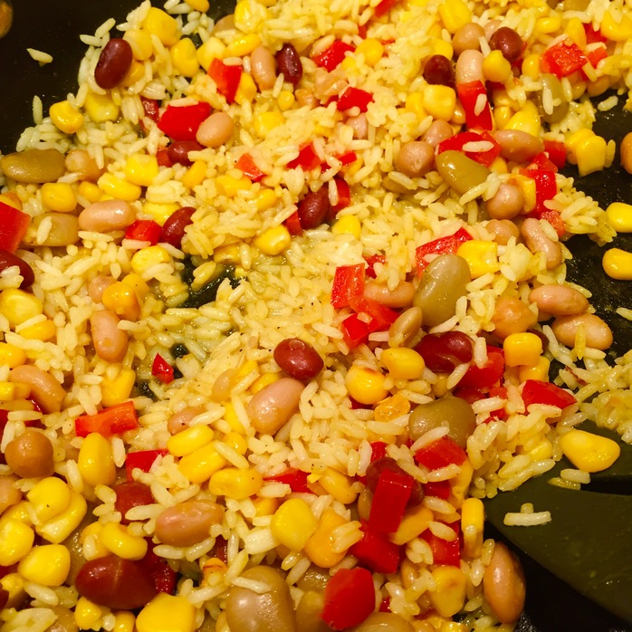 Cajun Chicken And Creole Rice