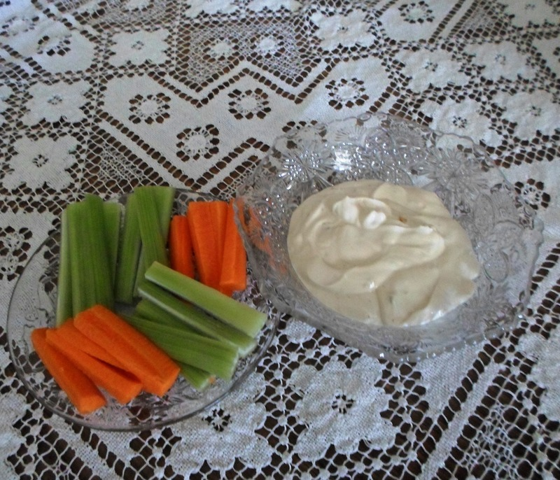 Ingredients  - Super Simple French Onion Dip