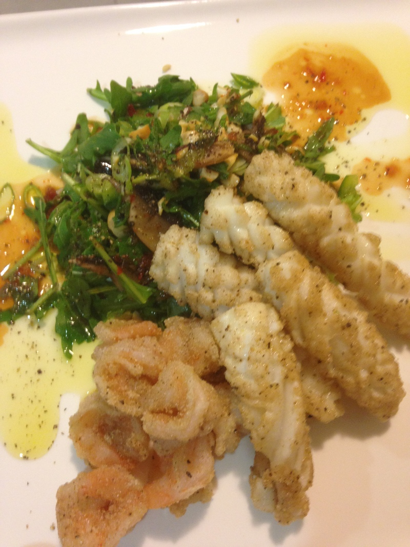 Dusted