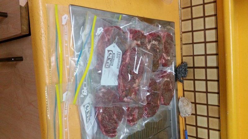 fig 4  - How to Cook Steak for Multiple People