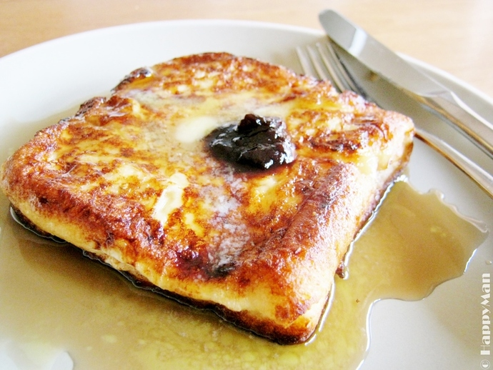French-Style Toast