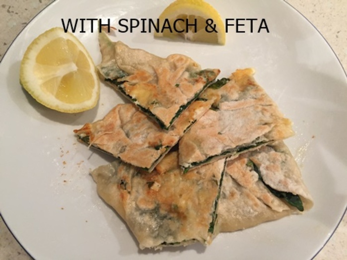 gozleme,with,spinach,and,feta