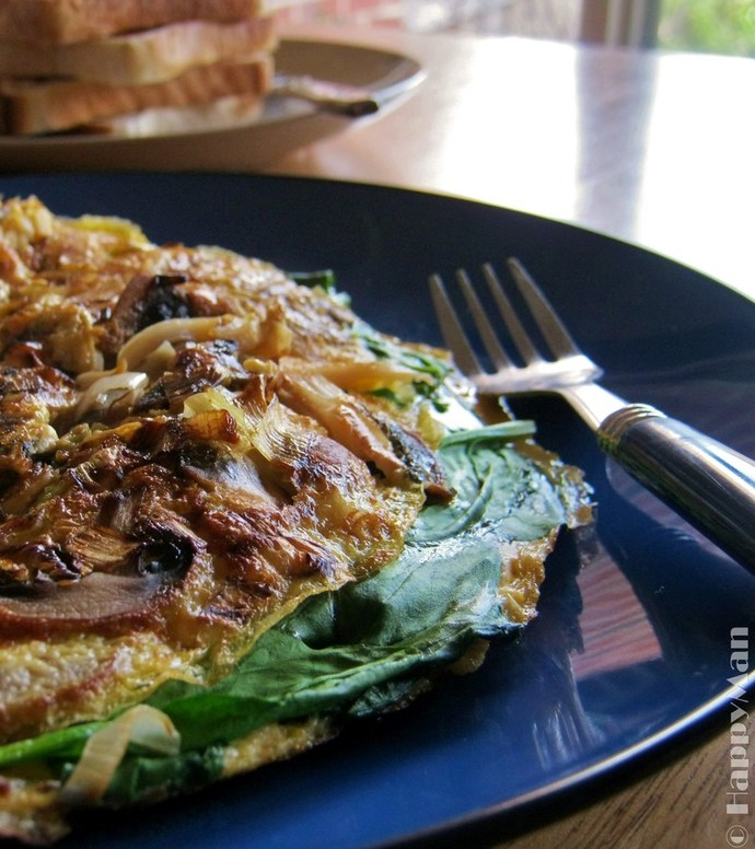 Healthy Omelette