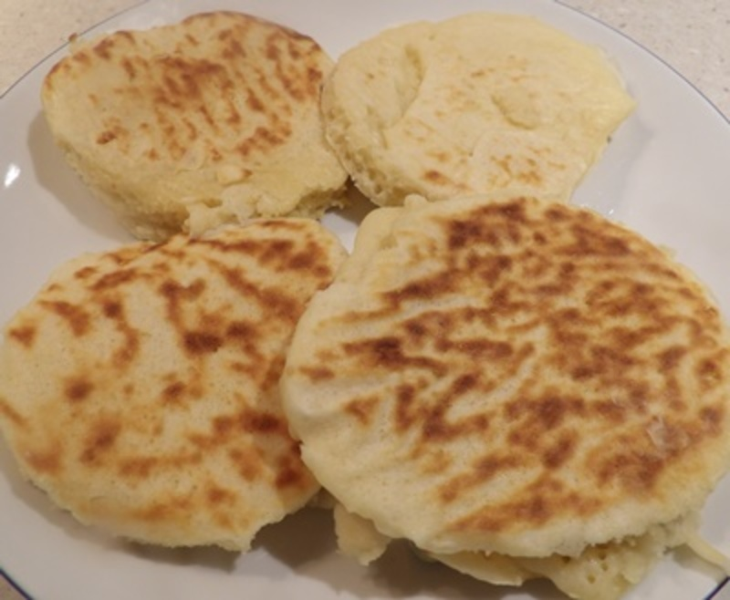home,made,crumpets  - Home Made Crumpets