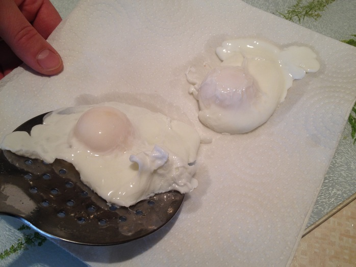 How to, poach, egg, easy, perfect, simple