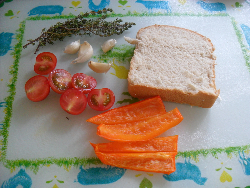 Ingredients  - Hearty Sausage Snack