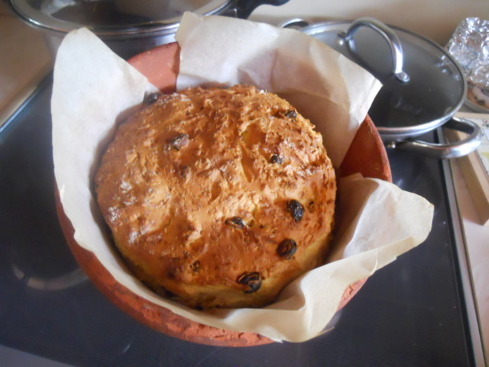 kulich bread, easter bread, baking