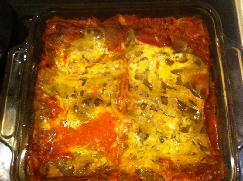 lasagne