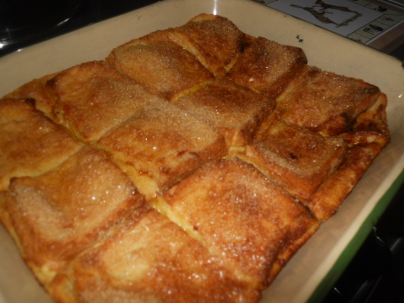 marmalade, bread and butter pudding