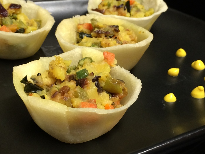 Mixed Vegetable Cup