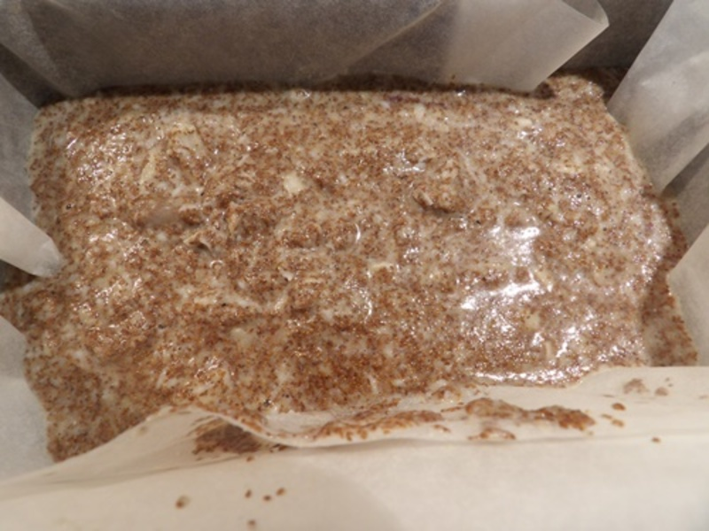 teff,flour  - Gluten Free Mulberry and Coconut Teff Flour Loaf