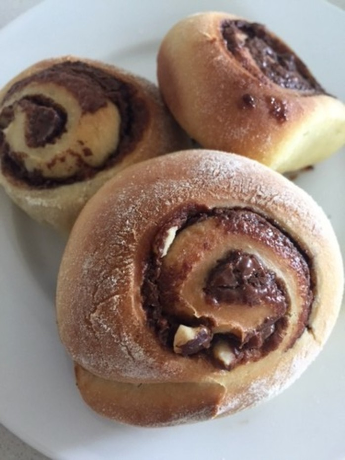 Nutella Scroll