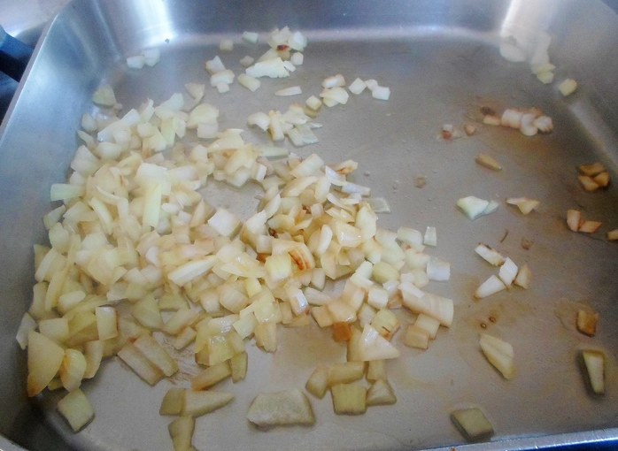 onion cooked