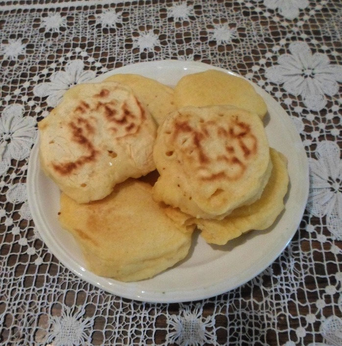 Plate Of Pikelets