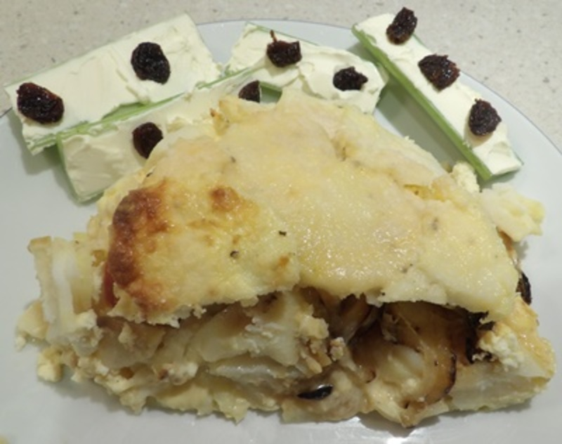 potato,omelette,with,ants,on,a,log  - Italian Omelette with Ants on a Log