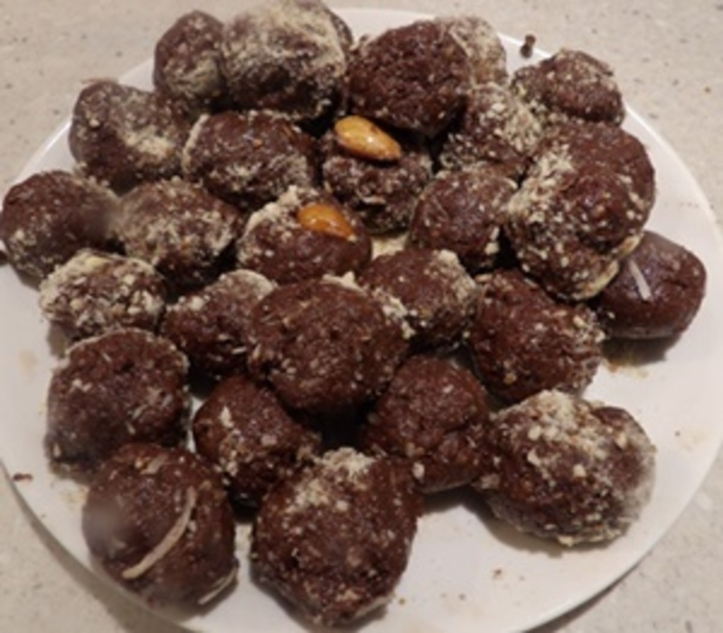 raw,brownies,with,no,added,sugar  - Healthy Raw Brownies