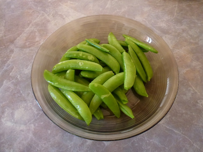 Sugar snap peas (1)