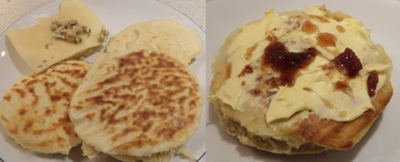home,made,crumpets